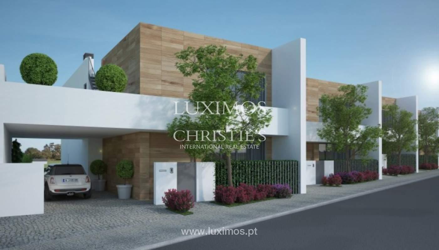 La venta de vivienda nueva y moderna, en los municipios del distrito de faro, Algarve, portugal_173292