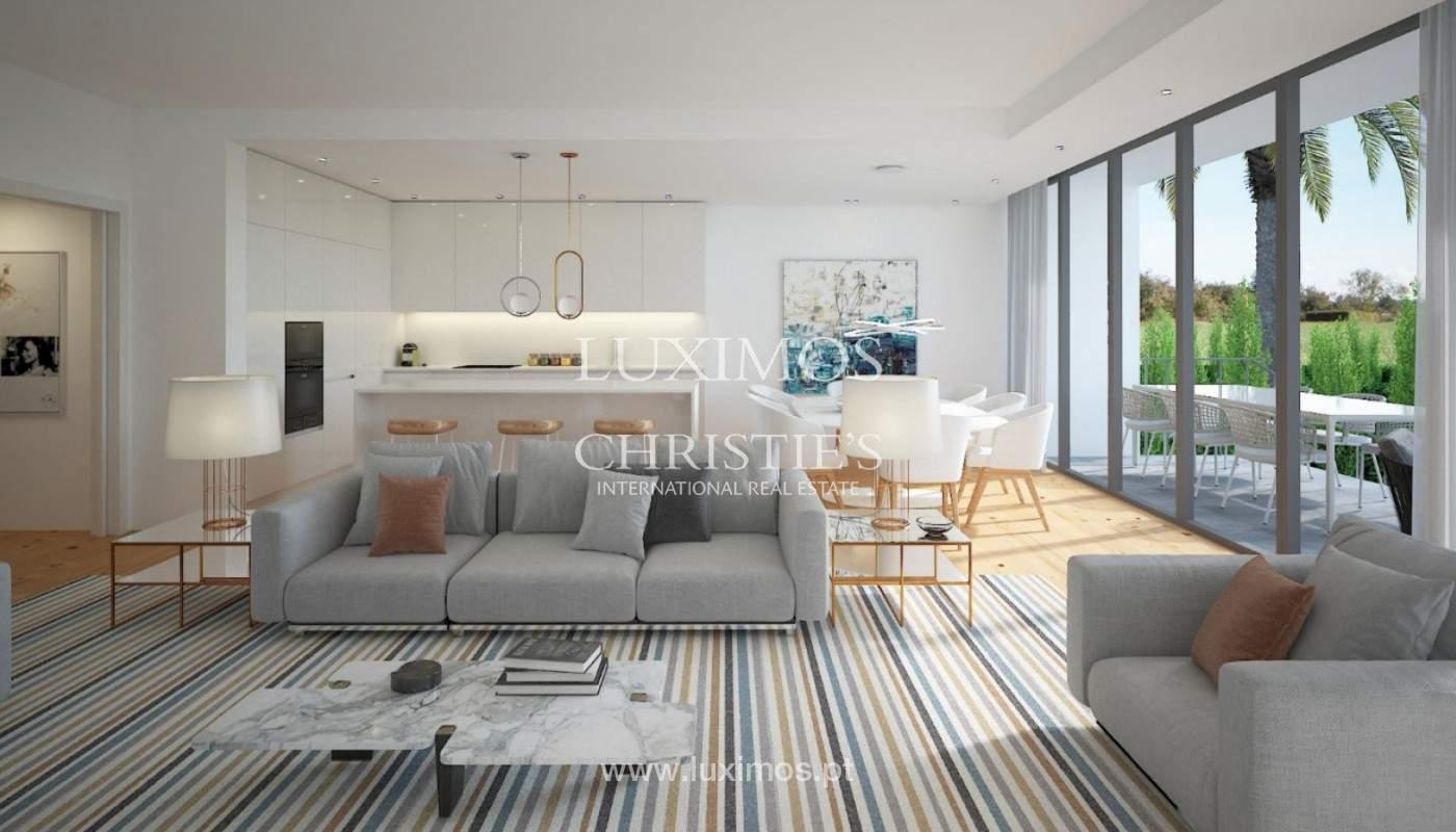 La venta de vivienda nueva y moderna, en los municipios del distrito de faro, Algarve, portugal_173294