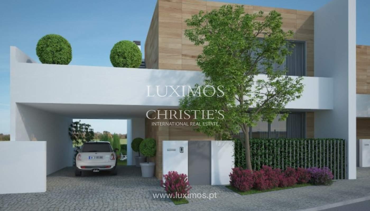 La venta de vivienda nueva y moderna, en los municipios del distrito de faro, Algarve, portugal_173297