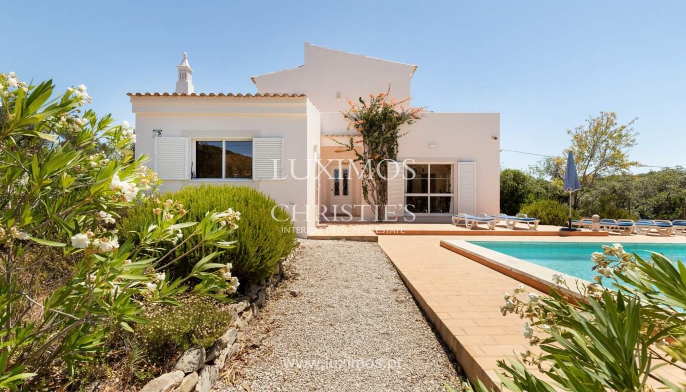 Villa de 4 dormitorios con vistas al mar, Santa Barbara de Nexe, Algarve_173722