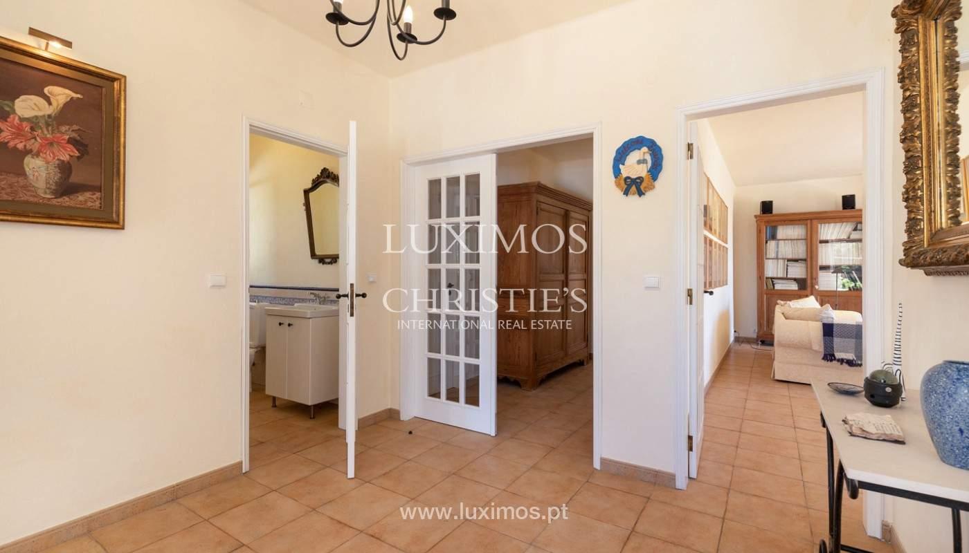 Villa de 4 dormitorios con vistas al mar, Santa Barbara de Nexe, Algarve_173724