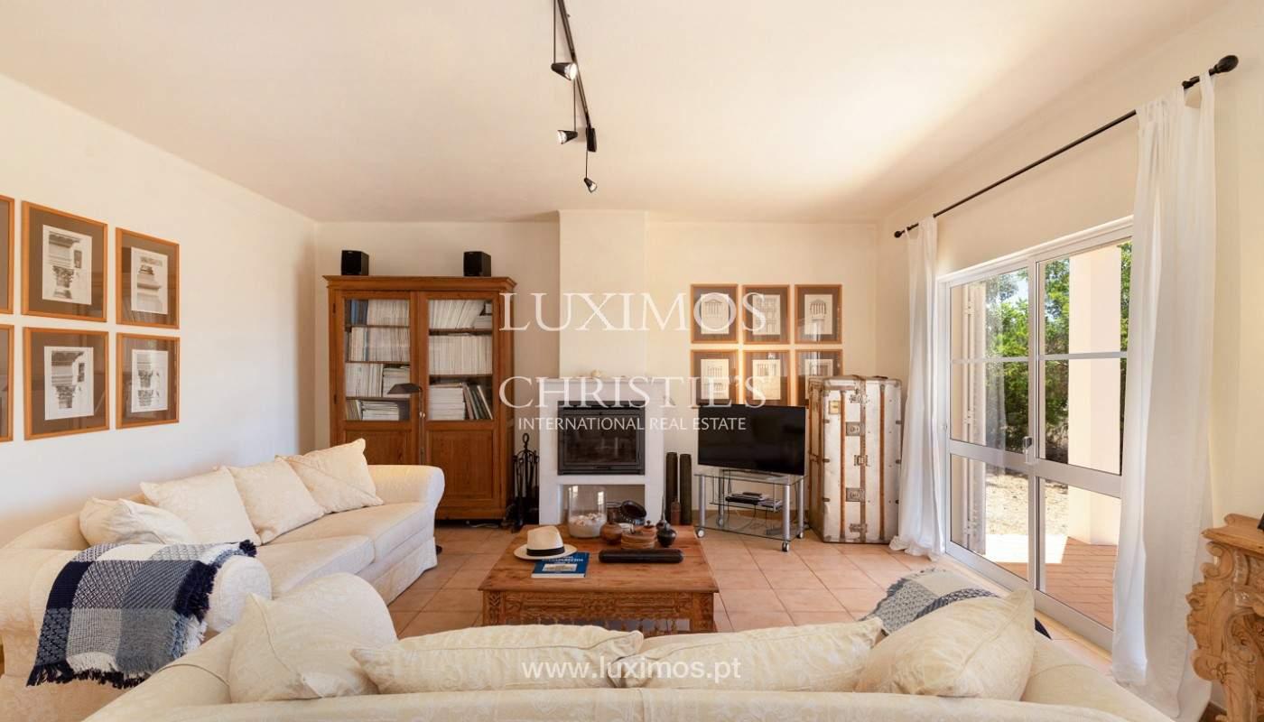 Villa de 4 dormitorios con vistas al mar, Santa Barbara de Nexe, Algarve_173725