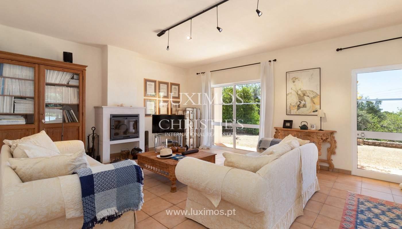 Villa de 4 dormitorios con vistas al mar, Santa Barbara de Nexe, Algarve_173726