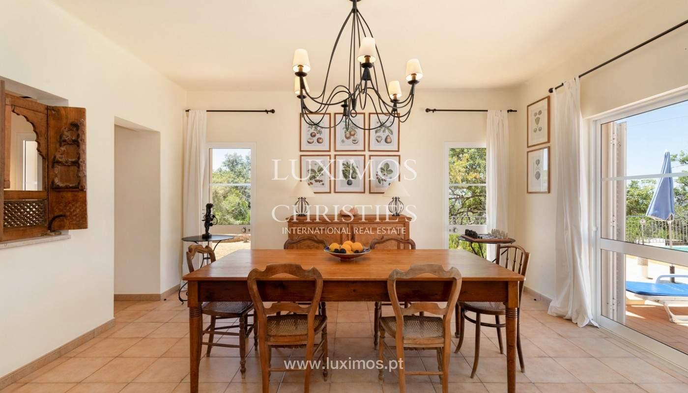 Villa de 4 dormitorios con vistas al mar, Santa Barbara de Nexe, Algarve_173727