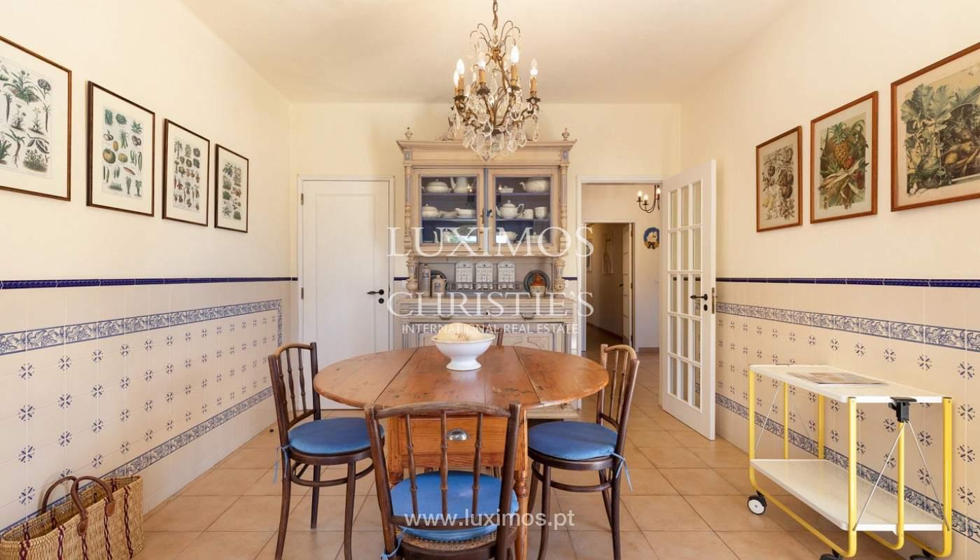 Villa de 4 dormitorios con vistas al mar, Santa Barbara de Nexe, Algarve_173729
