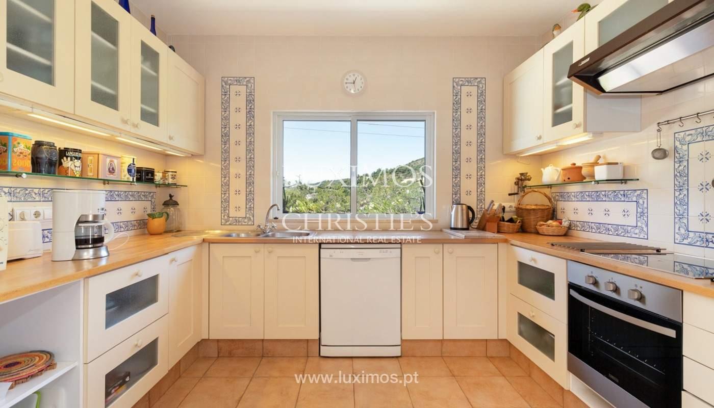 Villa de 4 dormitorios con vistas al mar, Santa Barbara de Nexe, Algarve_173731