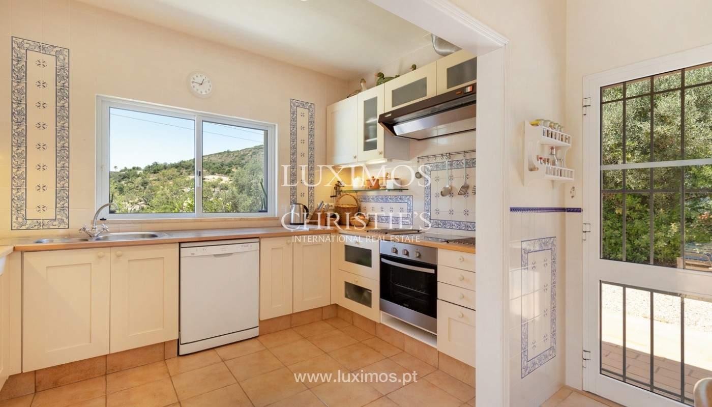 Villa de 4 dormitorios con vistas al mar, Santa Barbara de Nexe, Algarve_173732