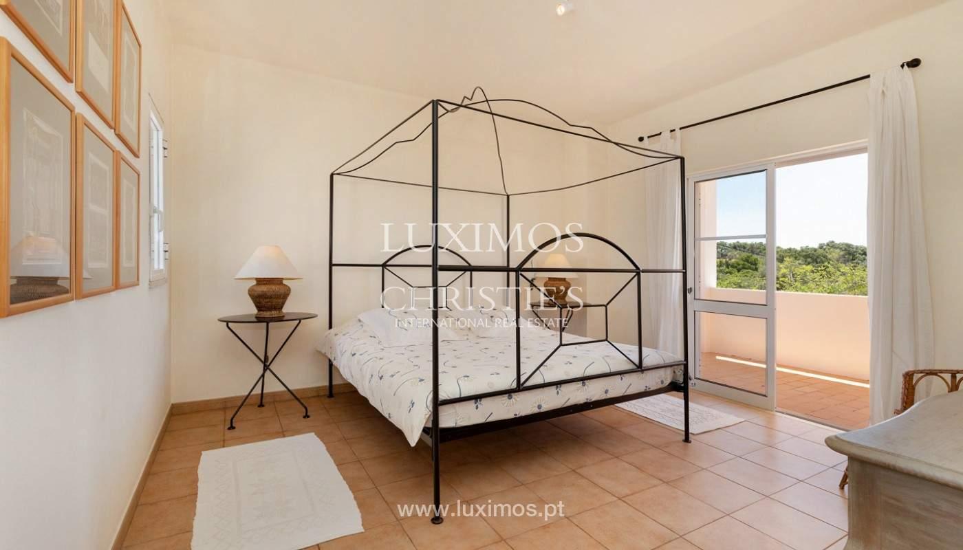 Villa de 4 dormitorios con vistas al mar, Santa Barbara de Nexe, Algarve_173733