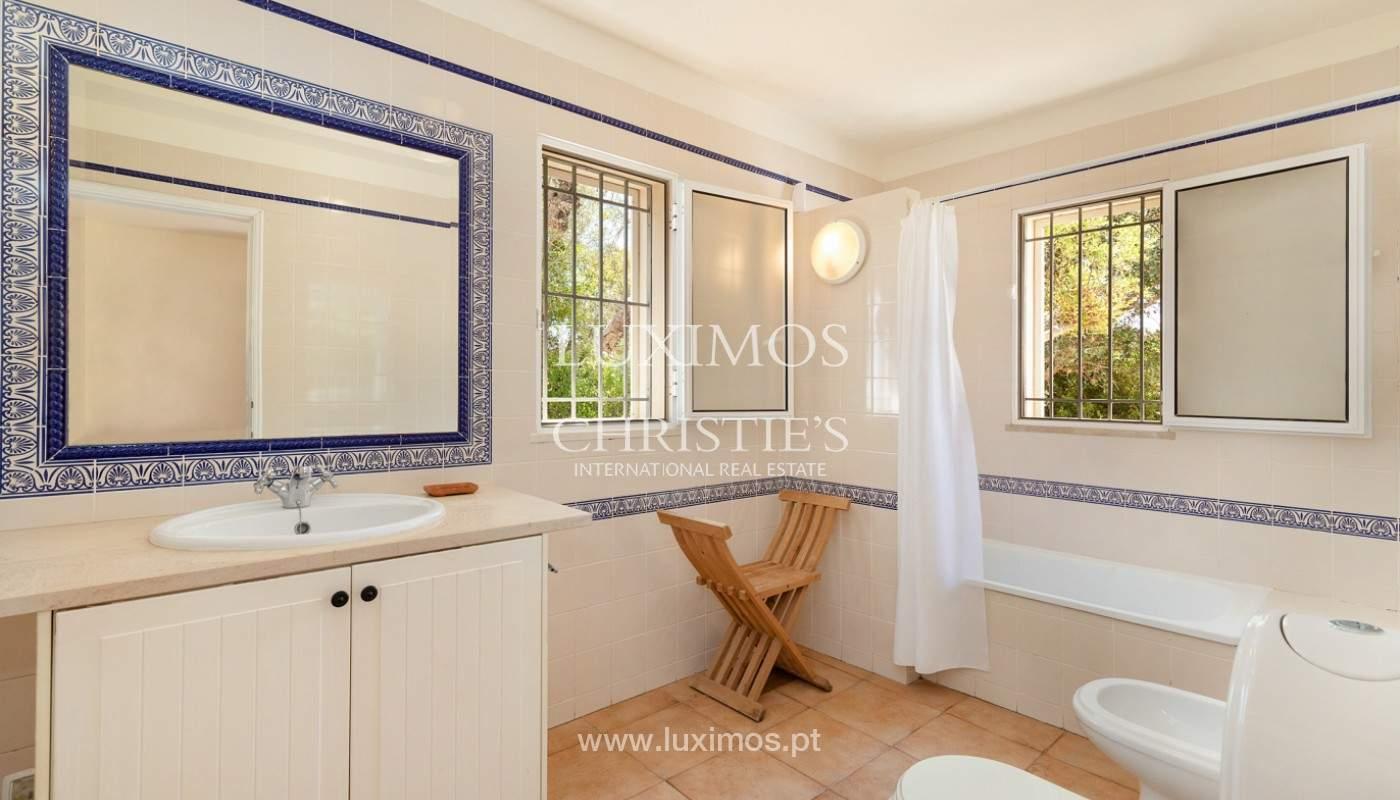Villa de 4 dormitorios con vistas al mar, Santa Barbara de Nexe, Algarve_173738