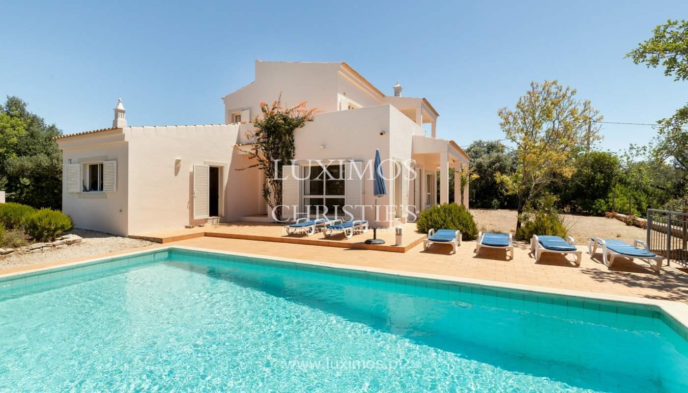 Villa de 4 dormitorios con vistas al mar, Santa Barbara de Nexe, Algarve_173744