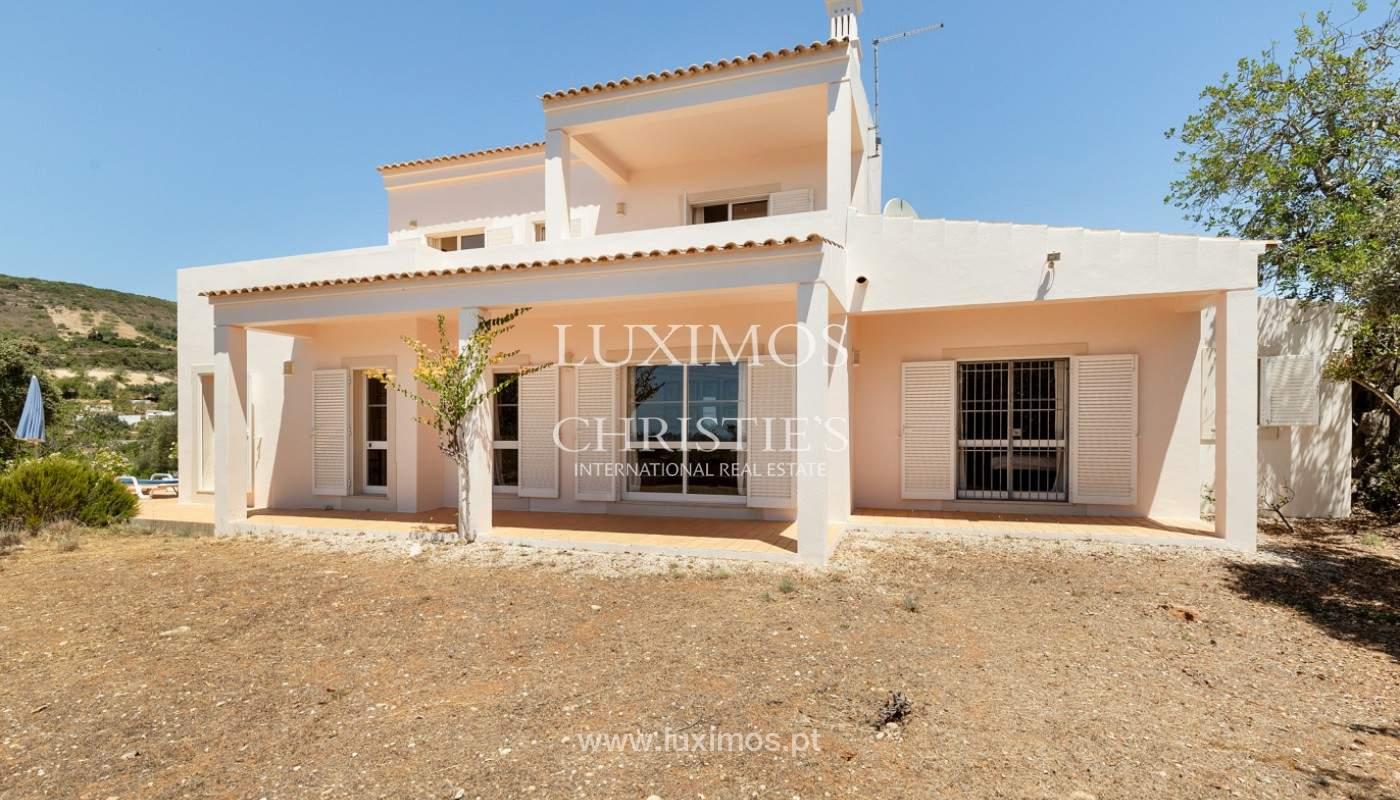 Villa de 4 dormitorios con vistas al mar, Santa Barbara de Nexe, Algarve_173747