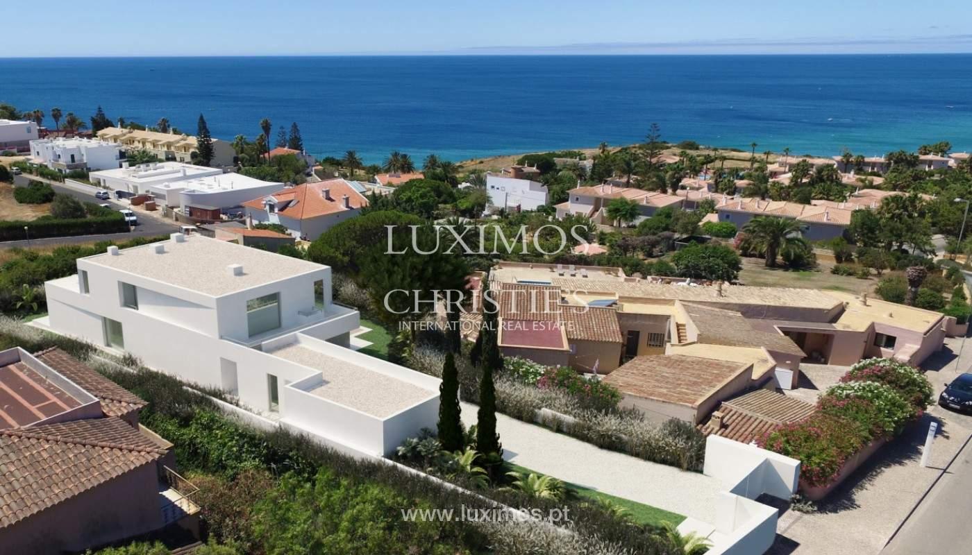 Moradia contemporânea, com vista mar, Praia Porto de Mós, Lagos, Algarve_173753