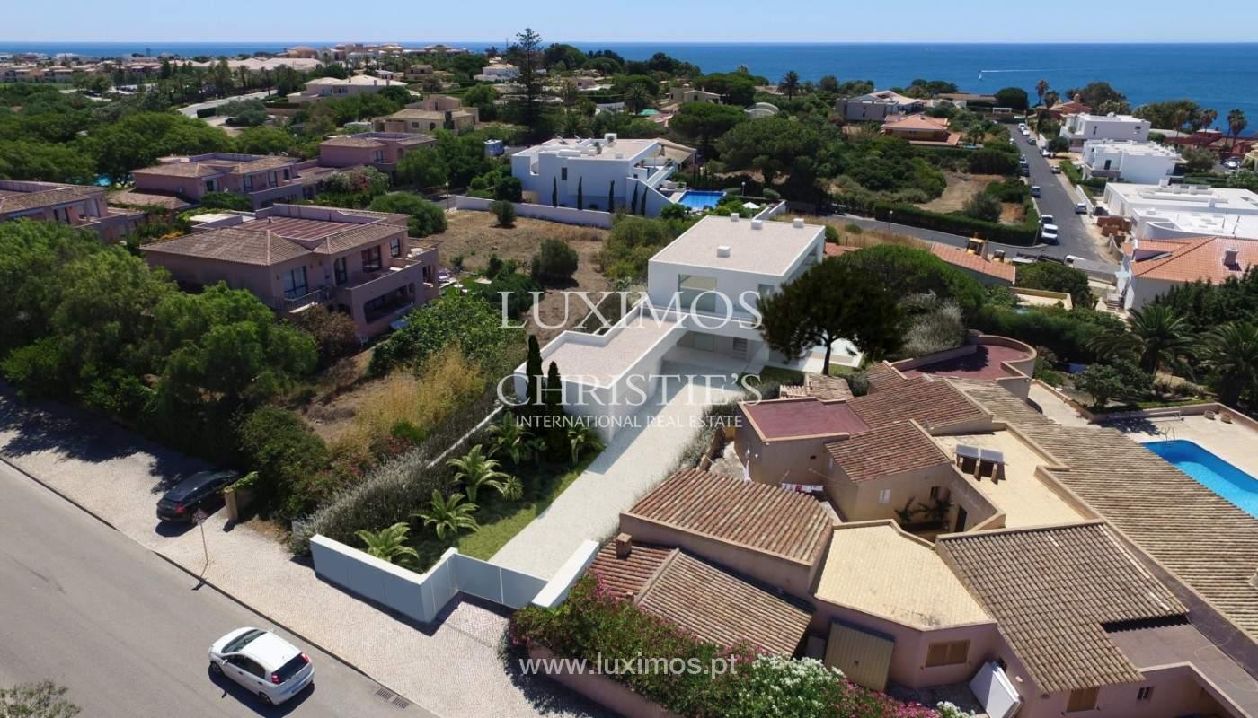 Moradia contemporânea, com vista mar, Praia Porto de Mós, Lagos, Algarve_173755
