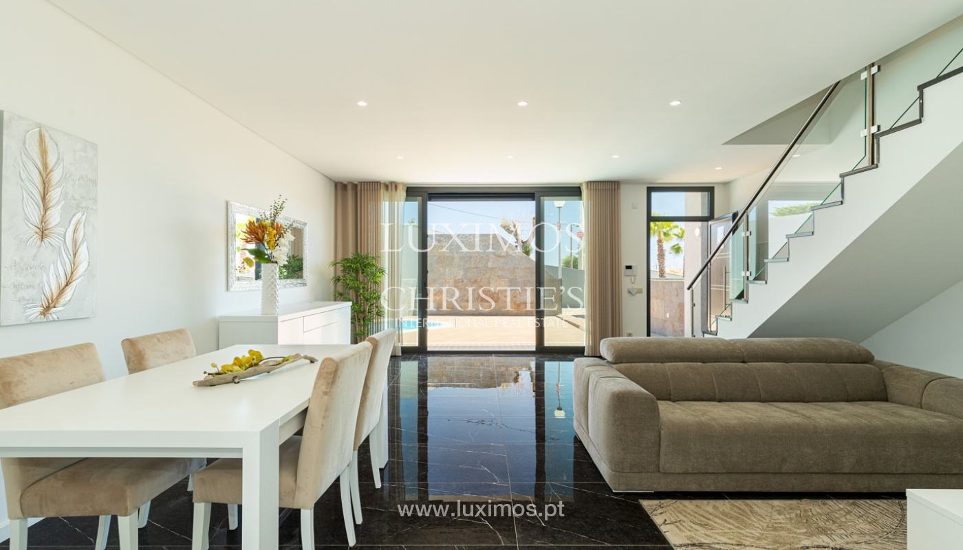 Nueva villa en venta con piscina en Albufeira, Algarve, Portugal_173921