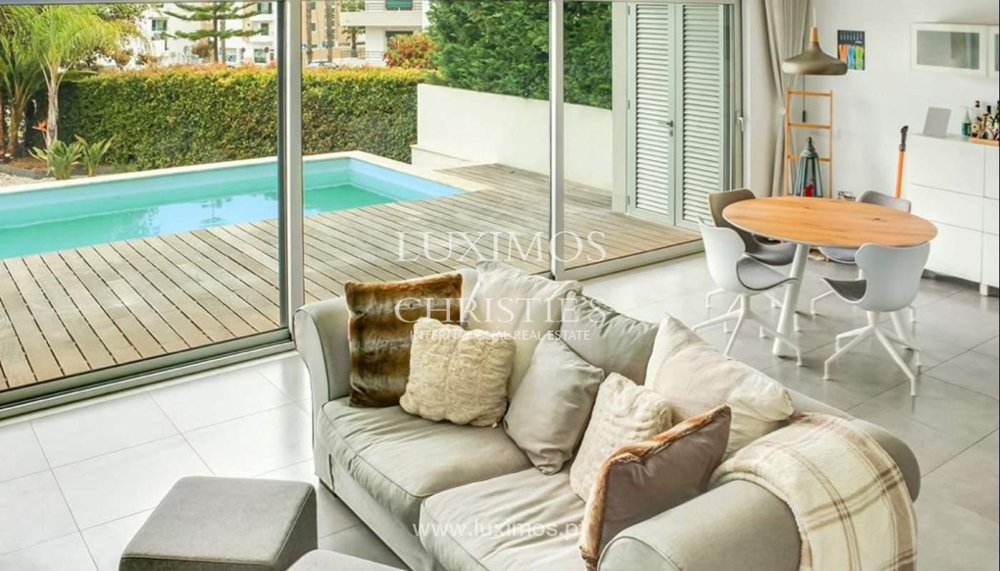Villa moderna con piscina y jardín, Albufeira, Algarve_173976