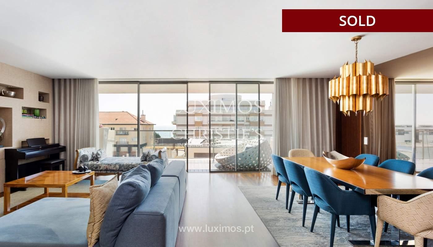 Wohnung mit Balkon und Meerblick, zu verkaufen, in Foz do Douro, Porto, Portugal_173979