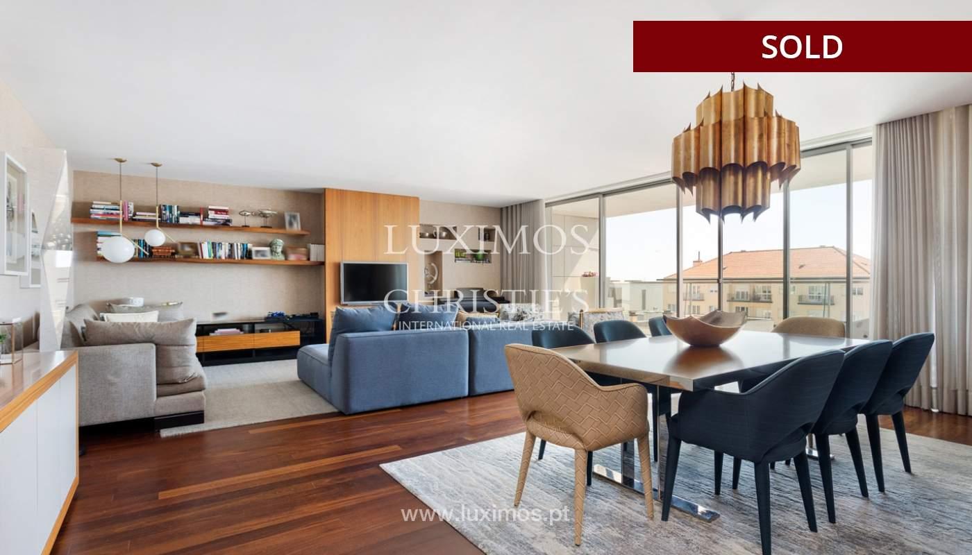 Wohnung mit Balkon und Meerblick, zu verkaufen, in Foz do Douro, Porto, Portugal_173980
