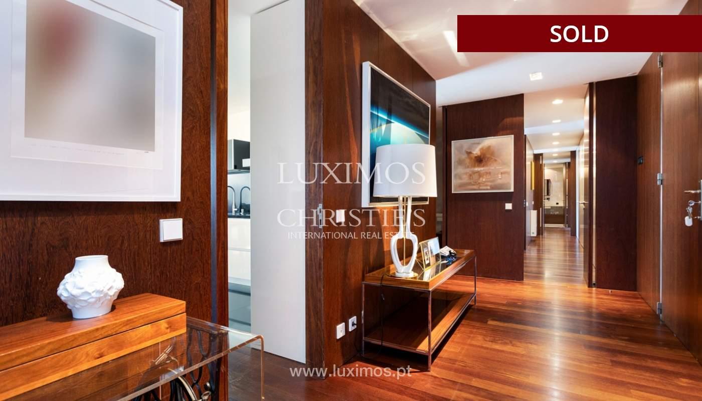 Wohnung mit Balkon und Meerblick, zu verkaufen, in Foz do Douro, Porto, Portugal_173981