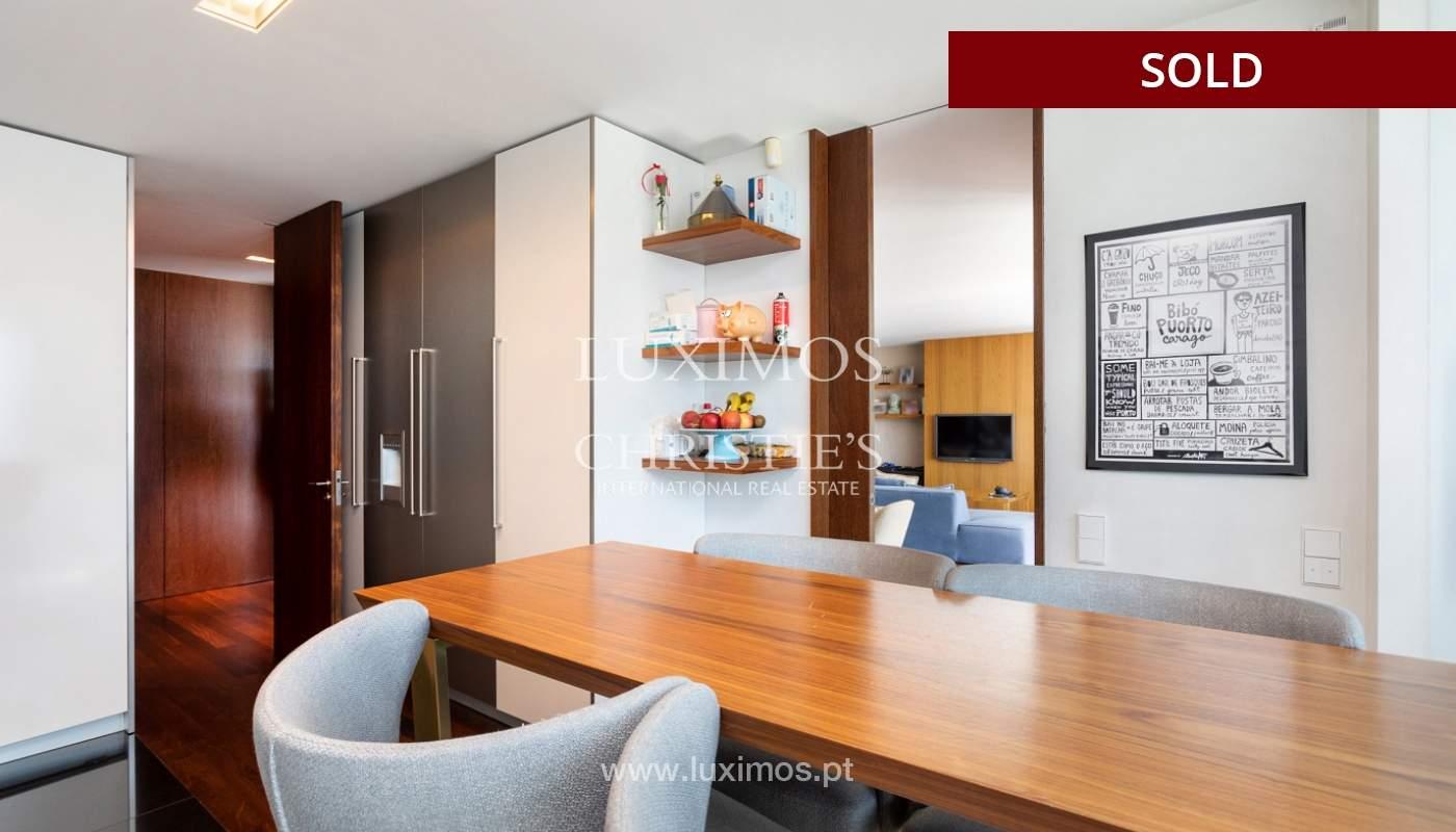Wohnung mit Balkon und Meerblick, zu verkaufen, in Foz do Douro, Porto, Portugal_173982