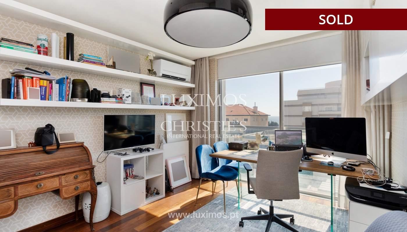 Wohnung mit Balkon und Meerblick, zu verkaufen, in Foz do Douro, Porto, Portugal_173989