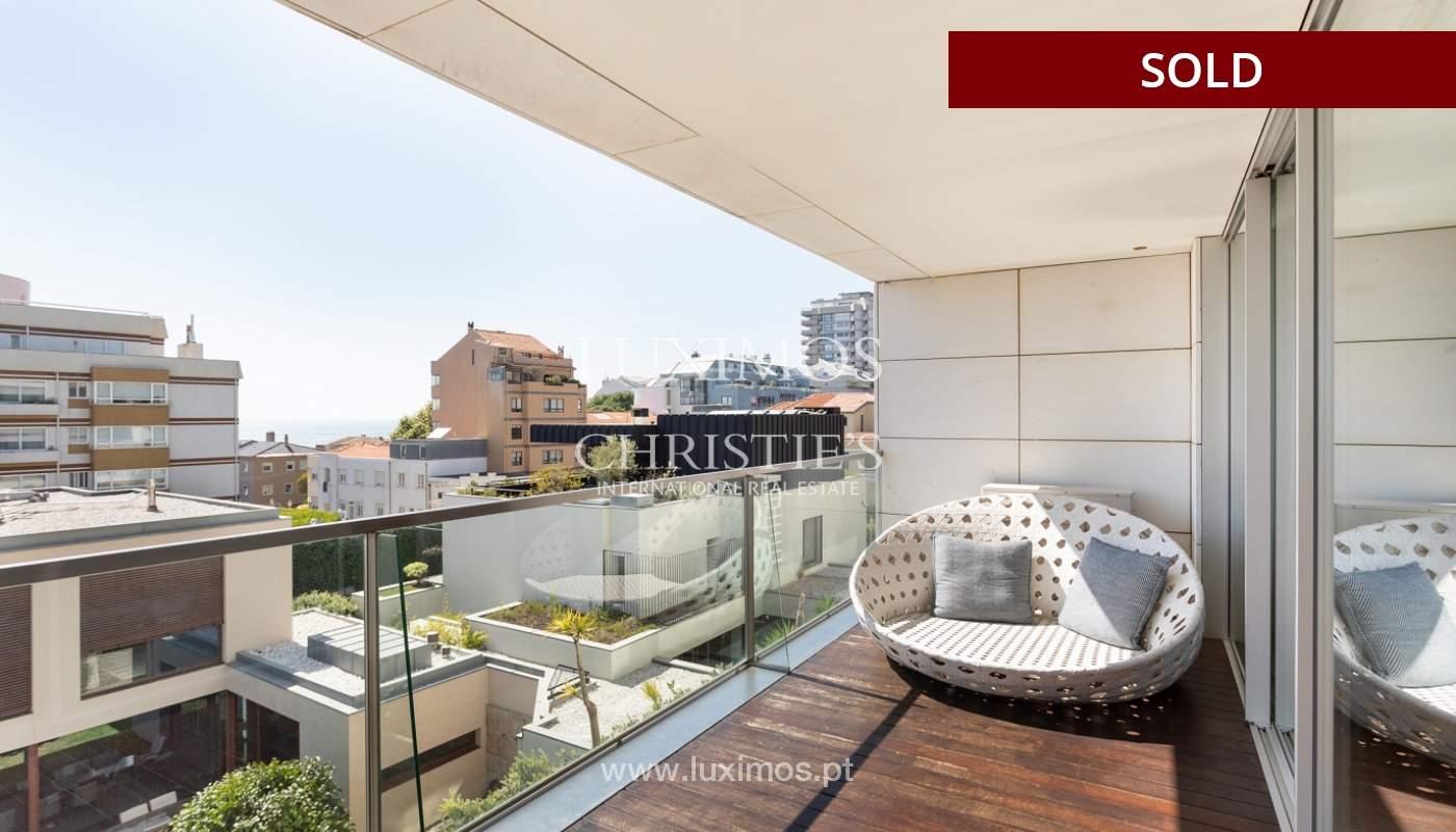 Wohnung mit Balkon und Meerblick, zu verkaufen, in Foz do Douro, Porto, Portugal_173998