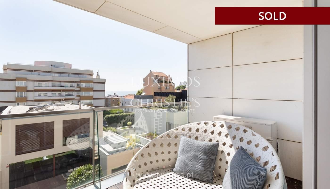 Wohnung mit Balkon und Meerblick, zu verkaufen, in Foz do Douro, Porto, Portugal_173999