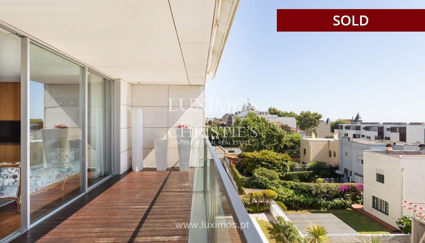 Wohnung mit Balkon und Meerblick, zu verkaufen, in Foz do Douro, Porto, Portugal_174001