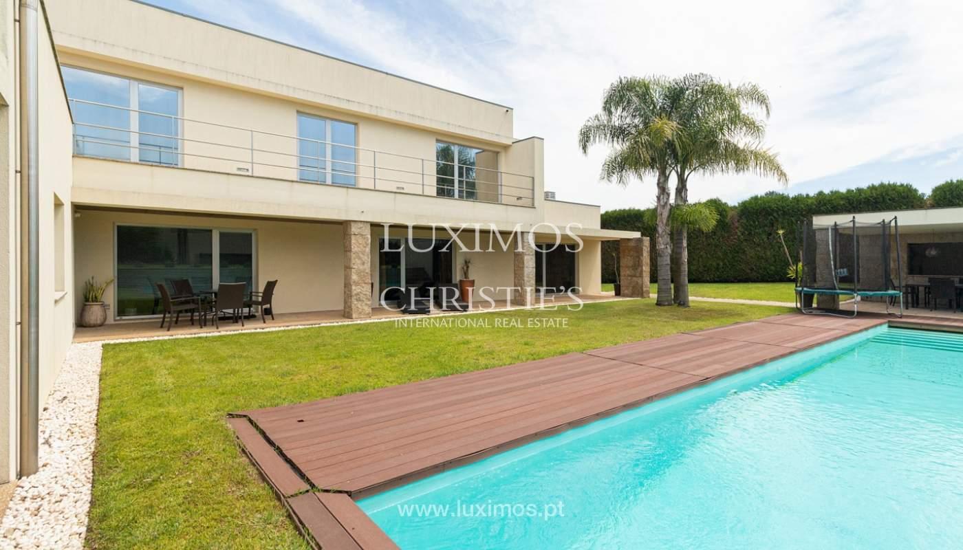 Villa avec piscine et jardin, à vendre, à Avintes, V. N. Gaia, Portugal_174056
