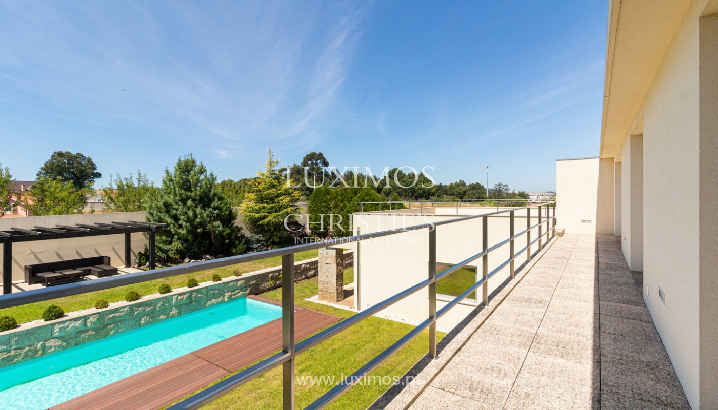Villa avec piscine et jardin, à vendre, à Avintes, V. N. Gaia, Portugal_174078