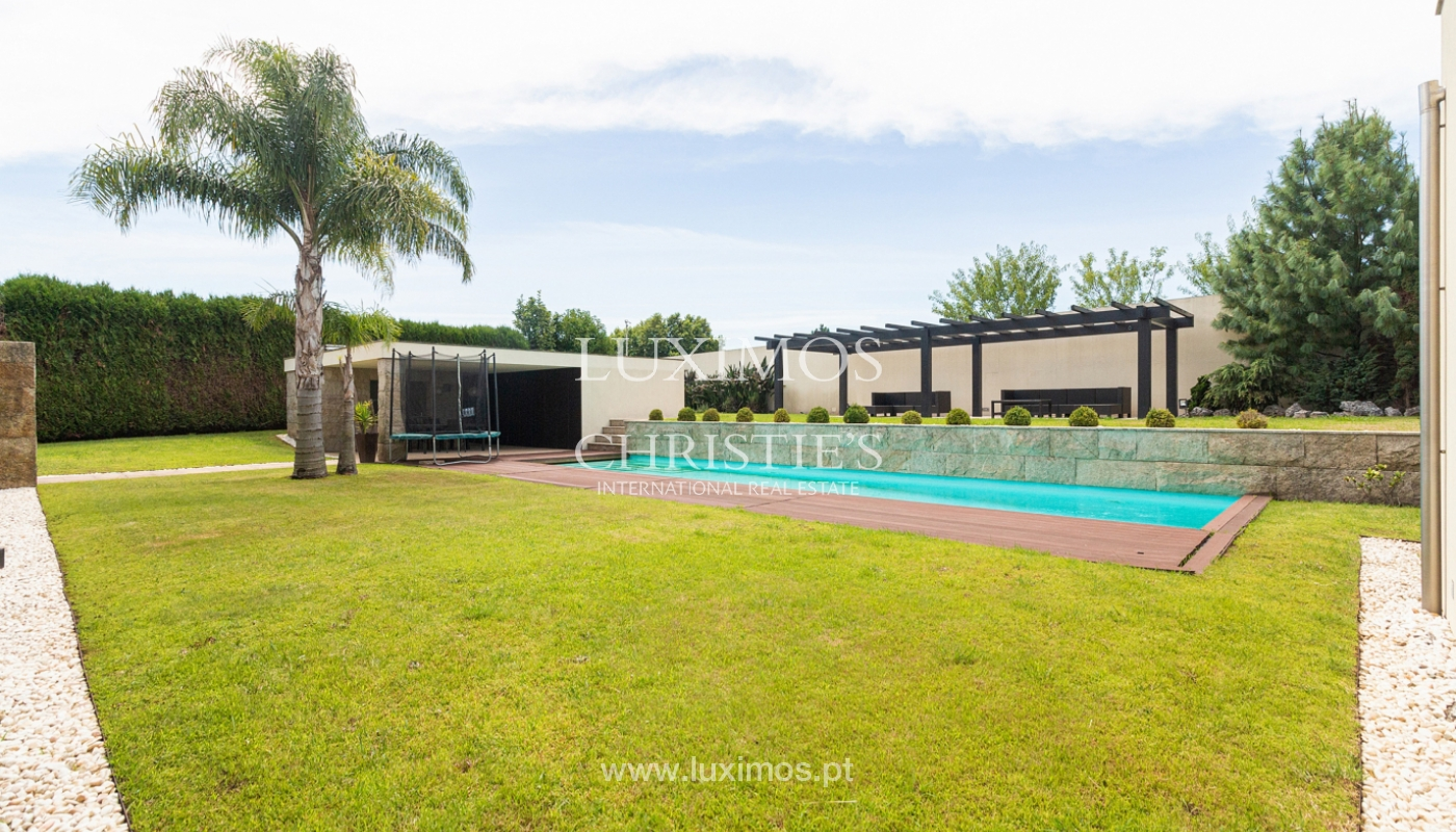 Villa avec piscine et jardin, à vendre, à Avintes, V. N. Gaia, Portugal_174081