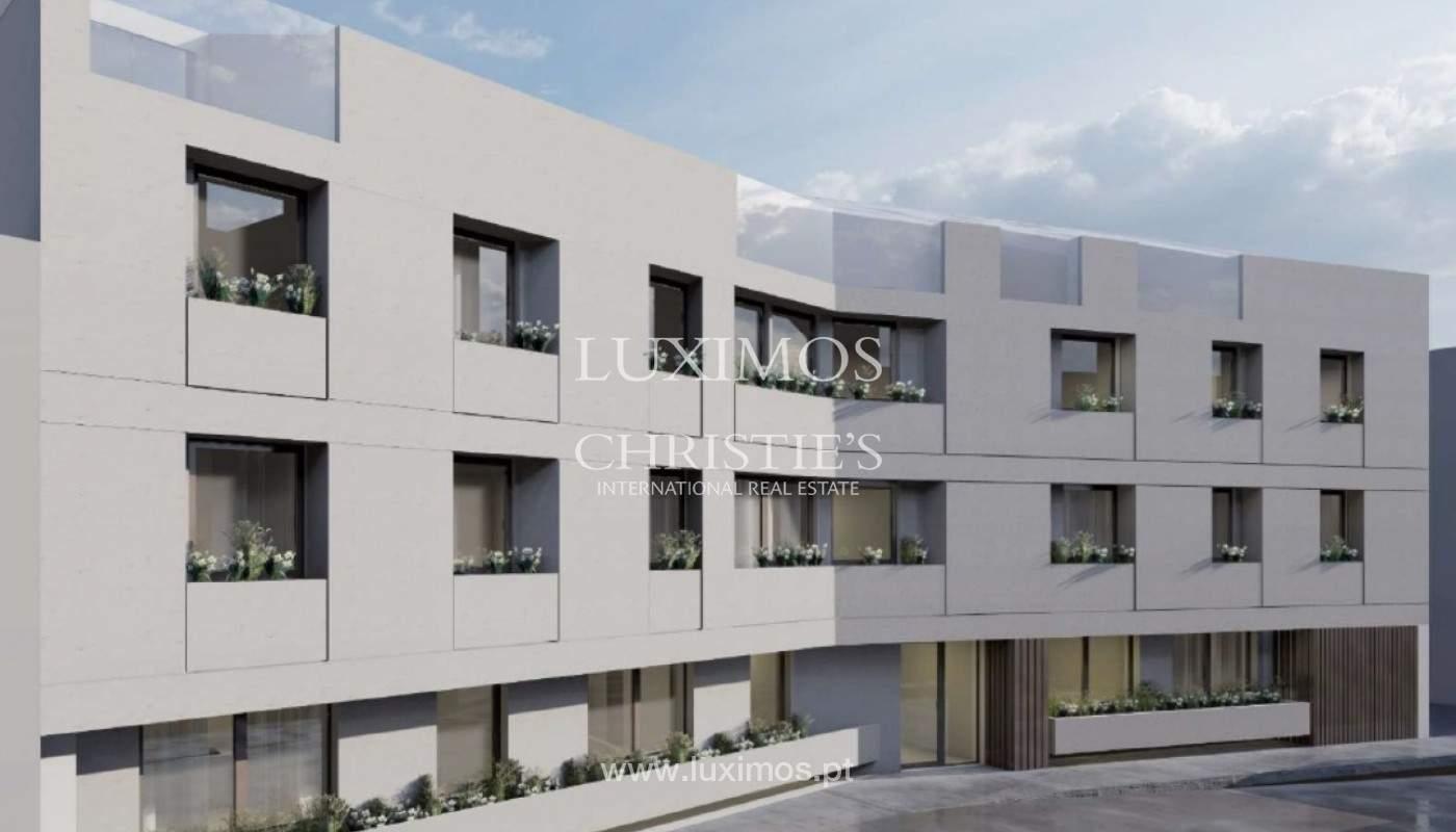 Appartement avec terrasse, à vendre, en développement, Porto, Portugal_174505