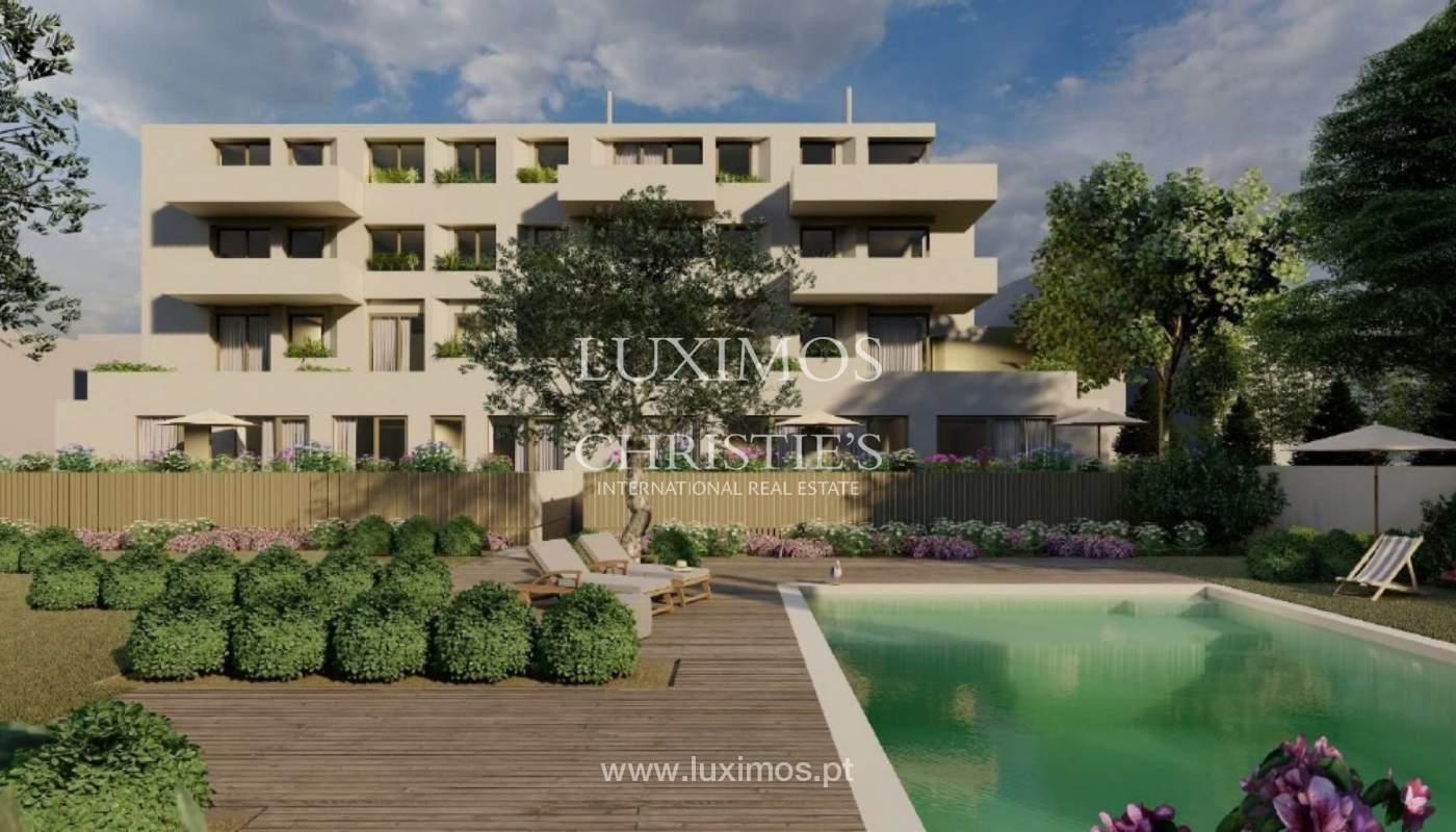 Neue Wohnung mit Terrasse, zu verkaufen, in Entwicklung, Porto, Portugal_174527