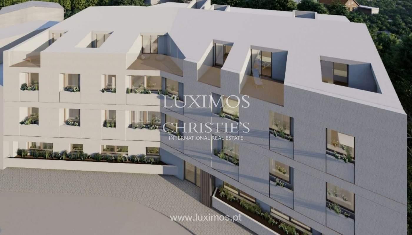 Neue Wohnung mit Terrasse, zu verkaufen, in Entwicklung, Porto, Portugal_174548