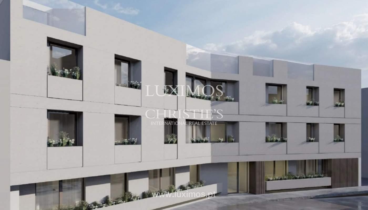Neue Wohnung mit Terrasse, zu verkaufen, in Entwicklung, Porto, Portugal_174551