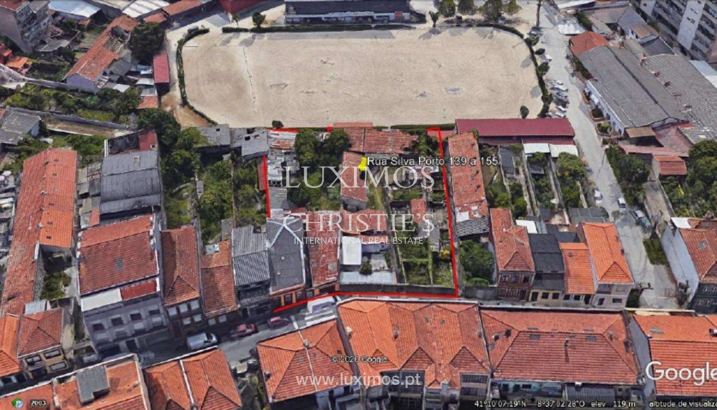 Appartement avec balcons, à vendre, en Porto, Portugal_174573