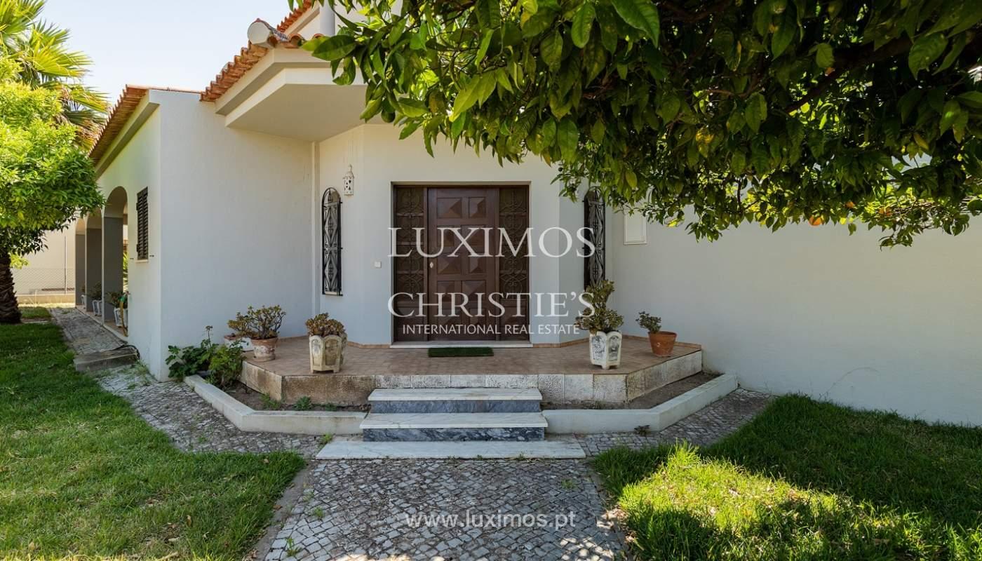 4+1-Schlafzimmer-Villa, nahe dem Zentrum von Loulé, Algarve_174589