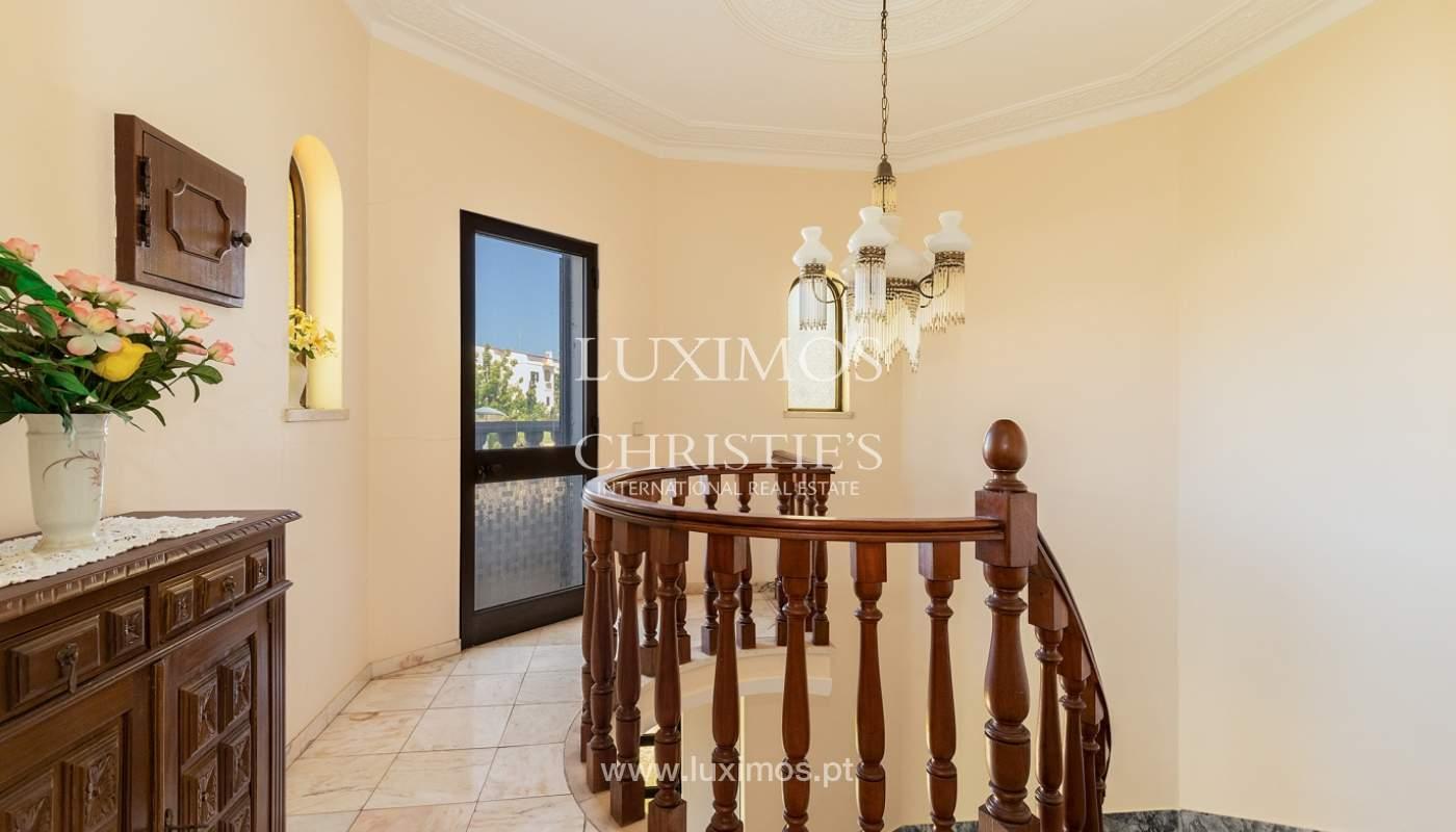 4+1-Schlafzimmer-Villa, nahe dem Zentrum von Loulé, Algarve_174605