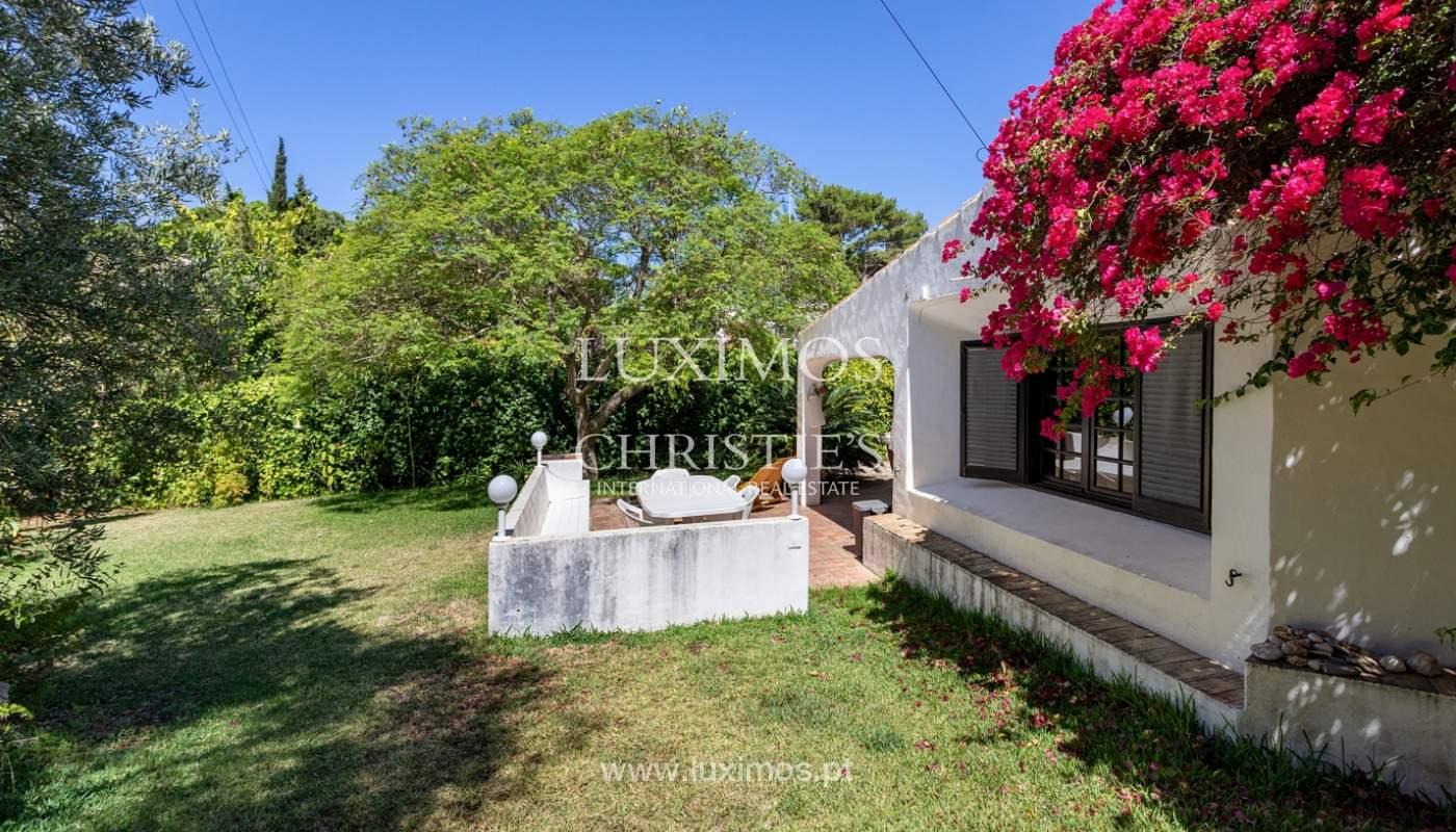 Moradia V4, com jardim e terraço, Albufeira, Algarve_174681