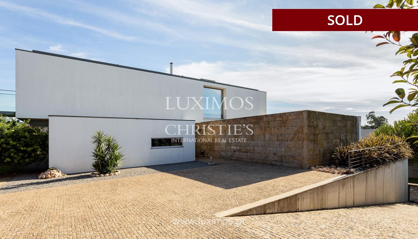 Villa de luxe avec jardin et piscine, à vendre, à Maia, Portugal_174693
