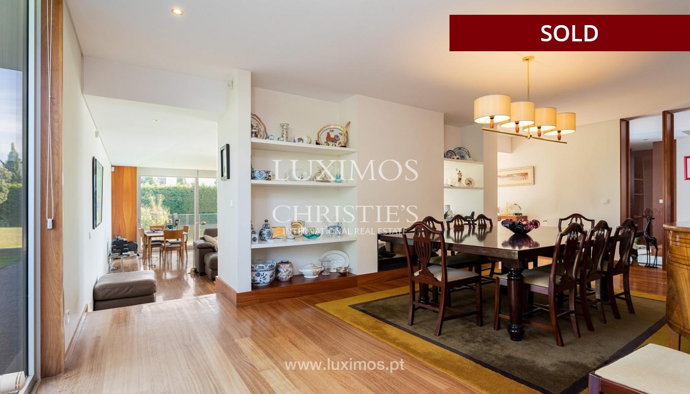Villa de luxe avec jardin et piscine, à vendre, à Maia, Portugal_174695