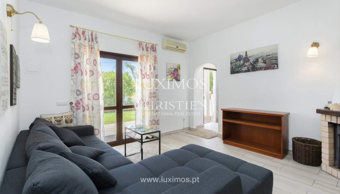 Villa independiente de una sola planta con piscina, Almancil, Algarve_176486