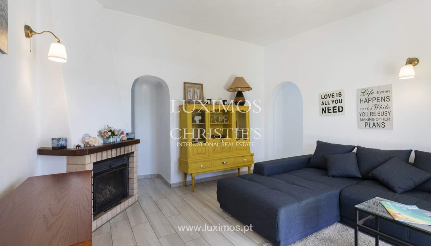 Villa independiente de una sola planta con piscina, Almancil, Algarve_176487