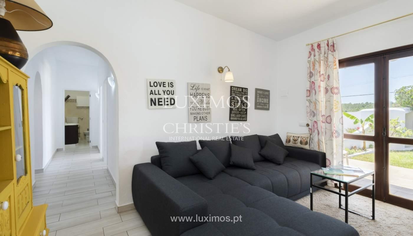 Villa independiente de una sola planta con piscina, Almancil, Algarve_176488