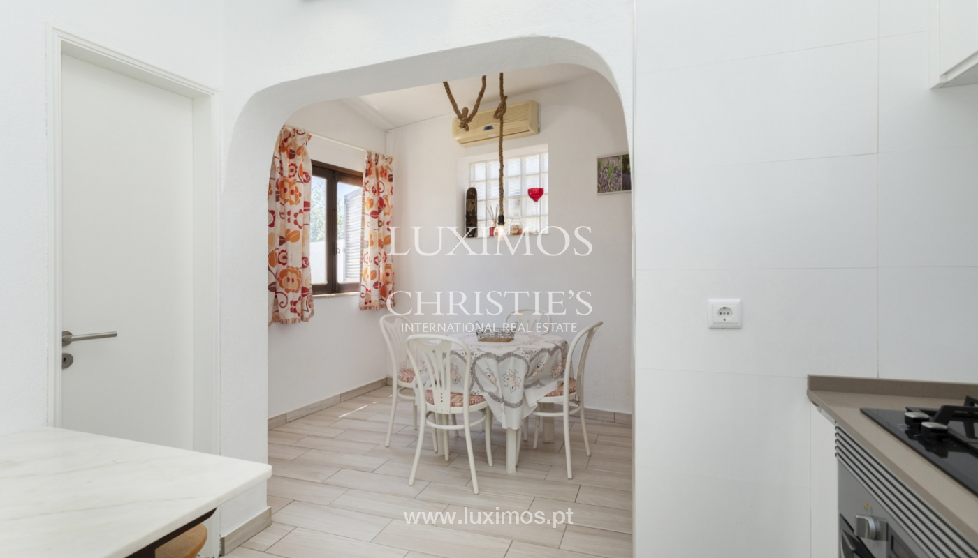 Villa independiente de una sola planta con piscina, Almancil, Algarve_176491