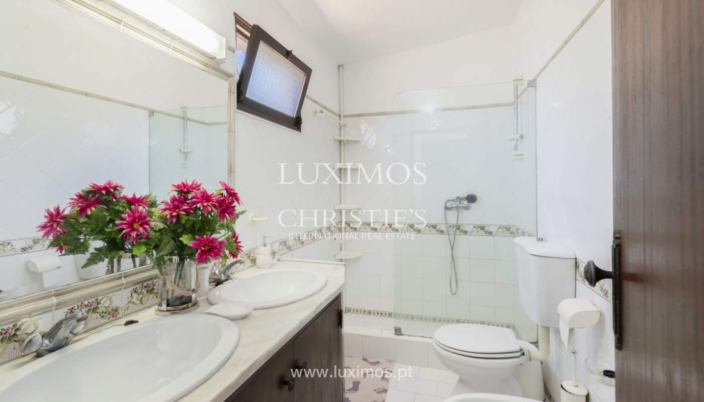 Villa independiente de una sola planta con piscina, Almancil, Algarve_176500