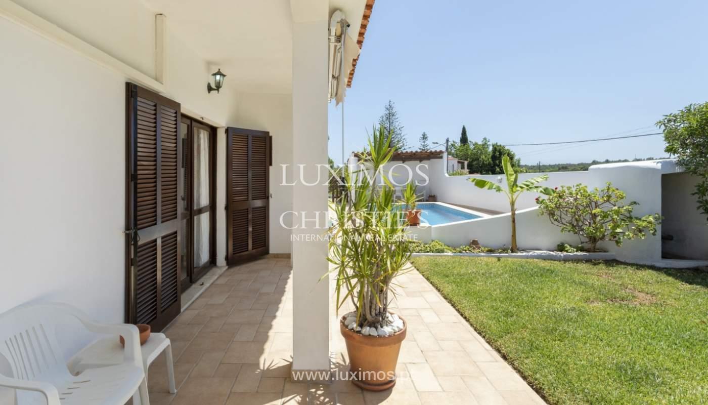 Villa independiente de una sola planta con piscina, Almancil, Algarve_176501