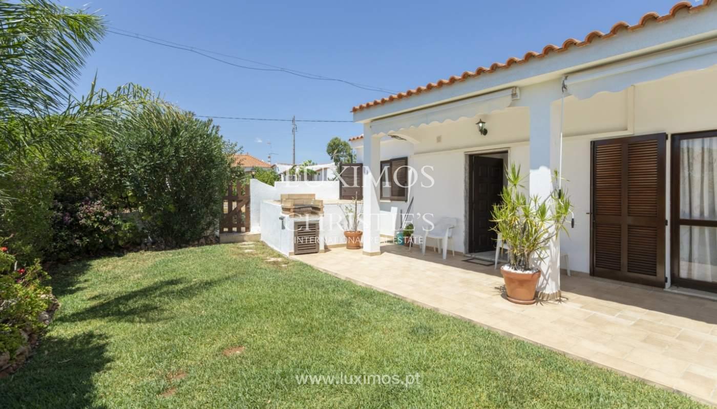 Villa independiente de una sola planta con piscina, Almancil, Algarve_176502