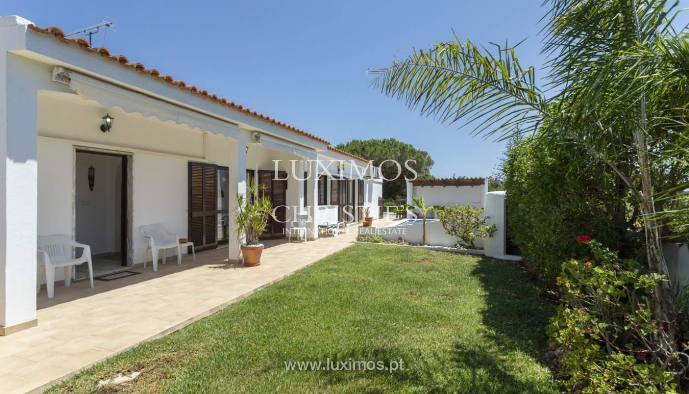 Villa independiente de una sola planta con piscina, Almancil, Algarve_176503