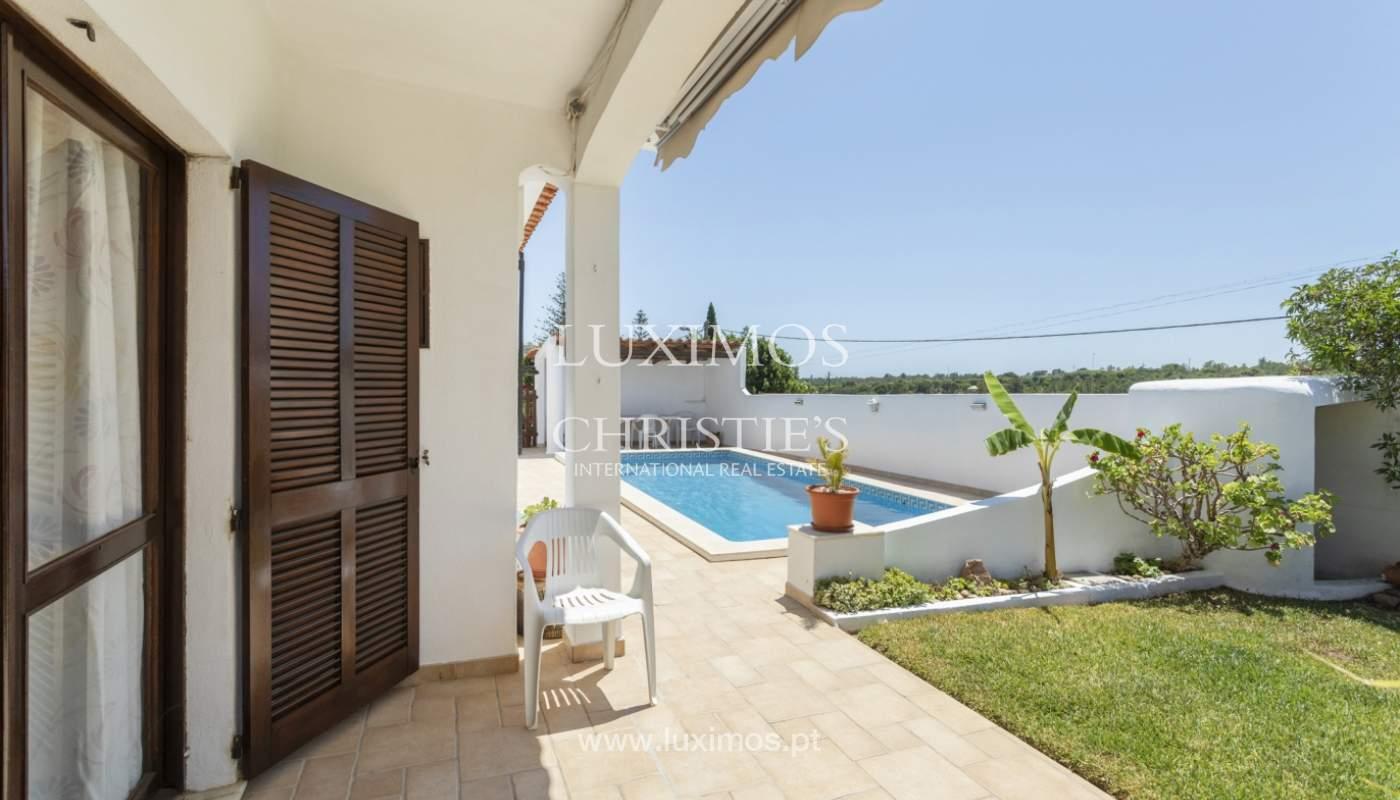 Villa independiente de una sola planta con piscina, Almancil, Algarve_176505