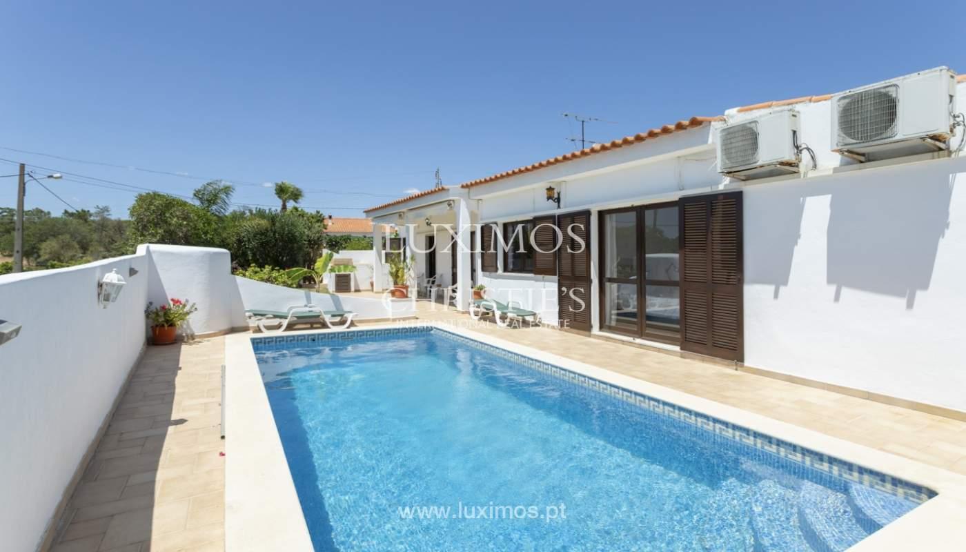 Villa independiente de una sola planta con piscina, Almancil, Algarve_176506